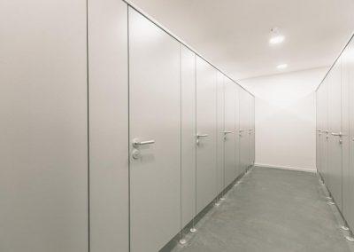 Kabinen | Damen WC