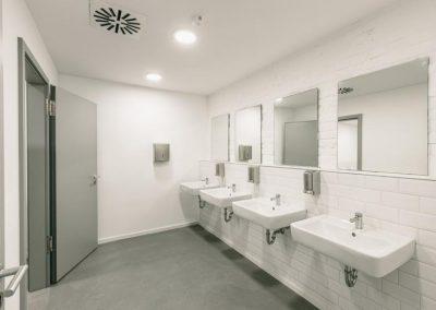 Waschraum | Herren WC